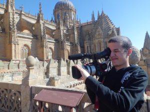 Cristo Monge en la Catedral de Salamanca