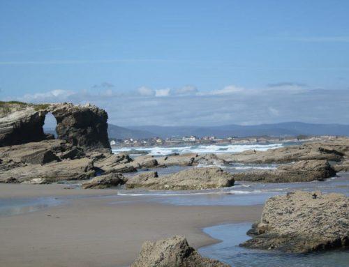 Un paseo por la Playa de las Catedrales