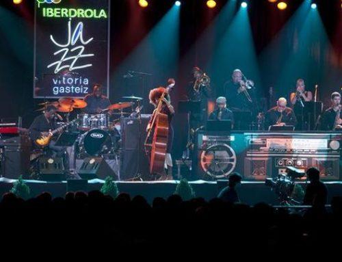 El Festival de Jazz de Vitoria-Gasteiz celebra su XL aniversario