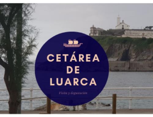 Visita a la cetárea de Luarca