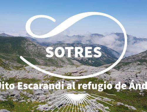 De Jito Escarandi al refugio de Ándara