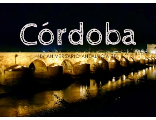 Andalucía Travel Blogger celebra en Córdoba su IV aniversario